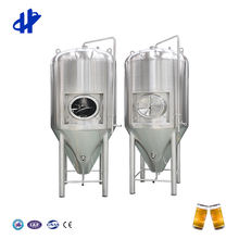 500L 600L  1000L Beer Fermenter Stainless Steel Fermentation Tank 600Liter Fermenting Equipment