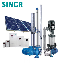 Solar Power Submersible Deep Well Water Pump 1HP-300HP for Agriculture Irrigation System