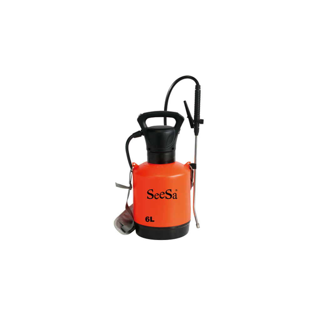 Seesa 6L 8L shoulder type knapsack electric garden chemical pesticide water sprayer