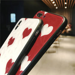For huawei P40 Luxury Bling Heart Shape Crystal Mobile Phone Diamond Cover Phone Case