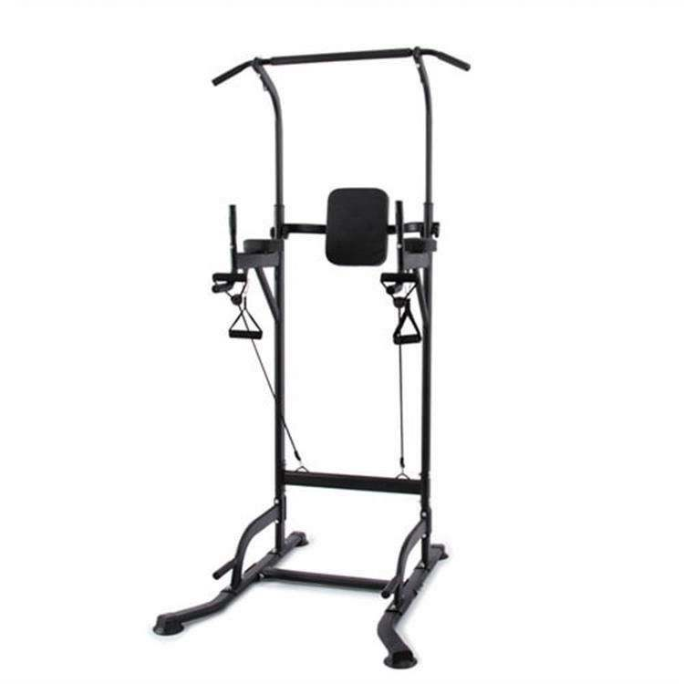 Multi <span class=keywords><strong>Functionele</strong></span> Station Dip Pull Up Fitness Parallel Bar Pro Thuis Power Tower 440Lb Geluk Boom Outdoor Stand Oefening