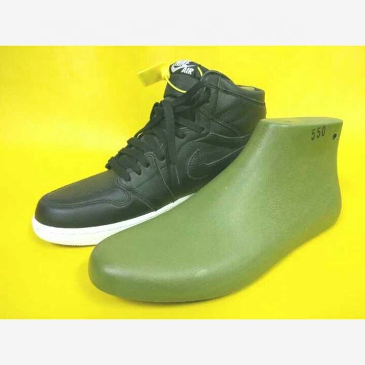 AJ 1 high cutter men sports running shoes lasts