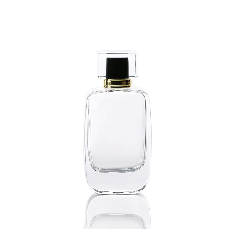 50ml square empty spray bottles perfume