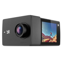 Incredibly Intuitive Touchscreen 4K Video Xiaomi Yi Discovery Action Camera