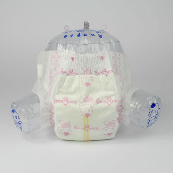 Breathable Care Biodegradable Diapers Disposable Pull Ups Baby Diaper Pant