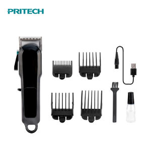 PRITECH Led-anzeige Cordless Professional Hair Trimmer Wiederaufladbare Haar Clipper