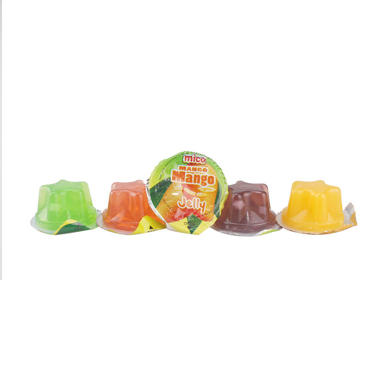 Groothandel Biologische Gemengde Fruit Clear <span class=keywords><strong>Plastic</strong></span> Mini Cup Pudding Jelly Voor Kids