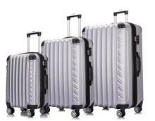 new arrival 3pcs Luggage suitcase for abs