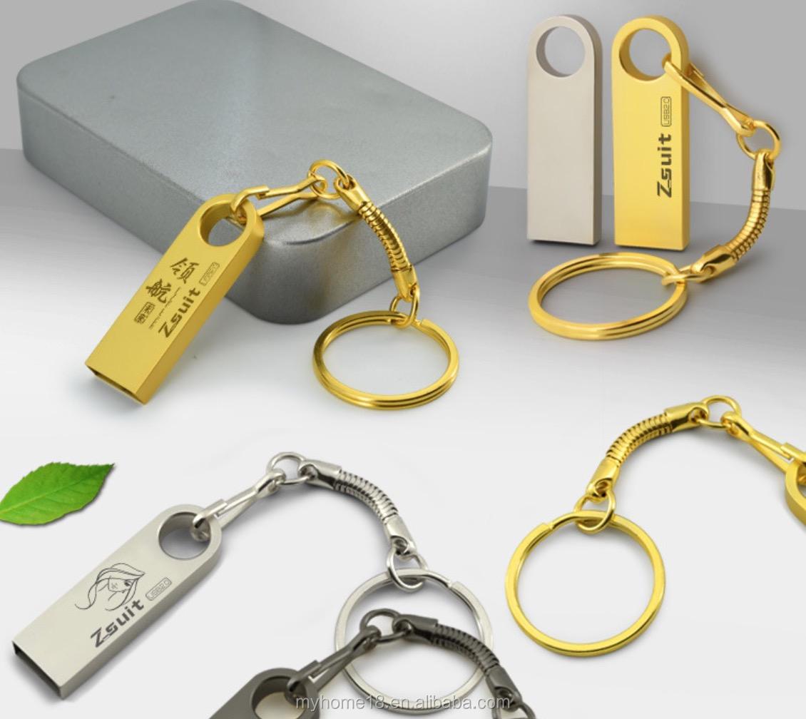 Top sell 8gb 16gb 32gb 64gb 128gb brand logo custom usb flash drive 2.0 3.0 USB stick
