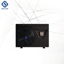 High efficiency dc inverter spa heat pump water heater with R32 gas 5kw 7kw 10kw