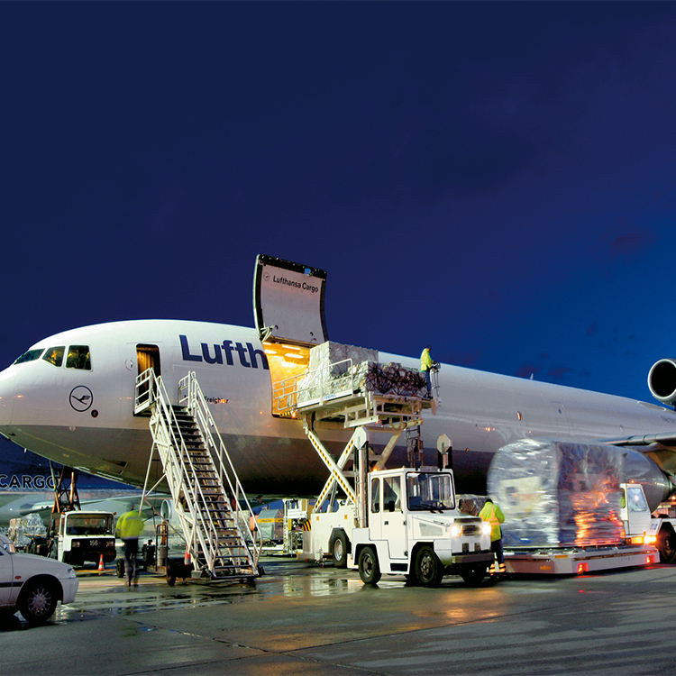 The Least Expensive Door To Door Air Freight Cargo shipping From China To India