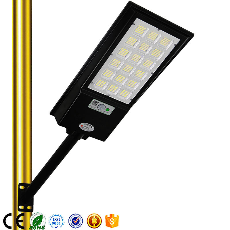 Ultra bright high quality india pcb hs code radar sensor sola solar energi cell garden street light