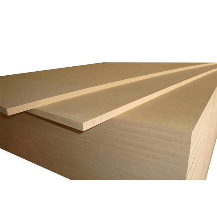 Consmos18mm plain MDF board / raw MDF panels for sale