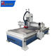 China Cheap best price woodworking ATC furniture cnc router 1325 smart advertising wood engraving and carving machine