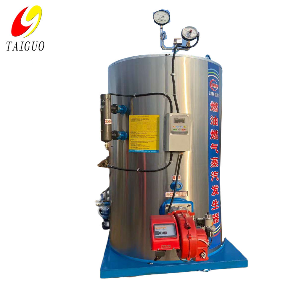 Natural Circulation [ Steam Boiler ] Steam Steam Boiler Generator Wine Distillation Liter Steam Boiler 200 Kg Mini Gas Boiler Steam Generator