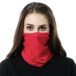 Unique Custom Cycling Neck Warmer Neck Gaiter Multifunctional Soft Polyester Bandanas