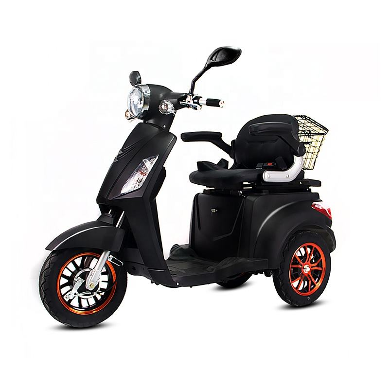 factory low price 48v/60v 500w/800w/1000w electric mobility scooter 3 wheel