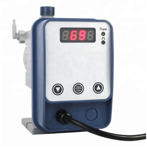 Diaphragm Automatic Meter Chemical Seko Pump Tank Liquid Dosing Pump For Water Treatment