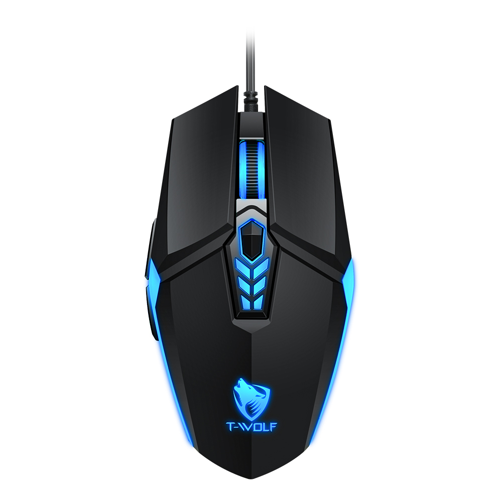 <span class=keywords><strong>100</strong></span>% originale Mini Wired Ultra-luce 6400DPI G510 Sensore Ottico RGB Gaming <span class=keywords><strong>Mouse</strong></span> per Computer