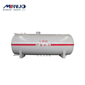 ASME ISO standard factory price carbon steel pressure vessel 20-120cbm lpg storage tank for sale