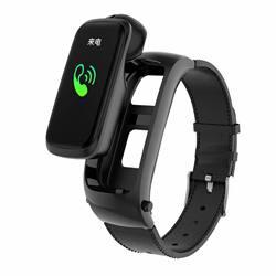 Smart Phone Watch  wristband Bluetooth headset bracelet Health Care