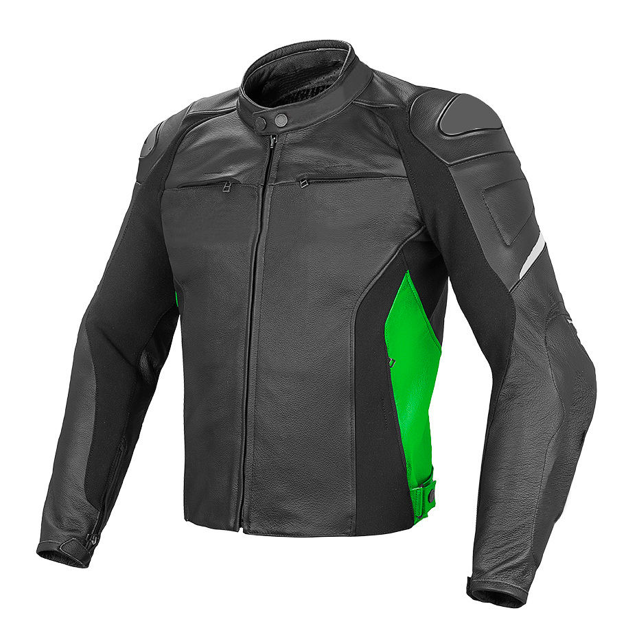 Chaqueta Jaqueta Couro Masculino Bomber Leather Jackets Men Motorcycle Leather Jacket For Men