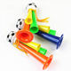 Hot selling plastic toy Football fans cheering horn/World Cup noise maker horn vuvuzela