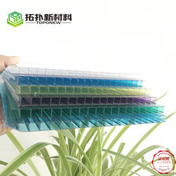 Heat insulation greenhouse solid polycarbonate roofing sheet,hollow solid polycarbonate sheet