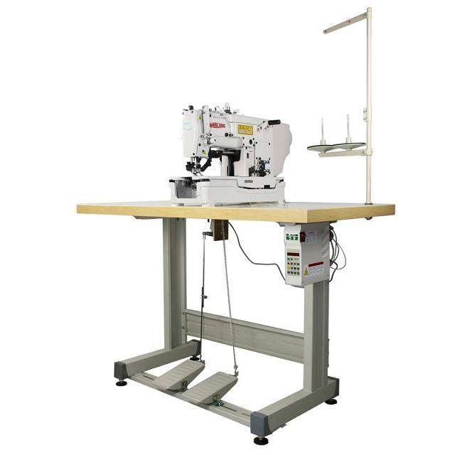 Suit Button Hole/buttonhole Sew Machine Industrial Sewing Machine