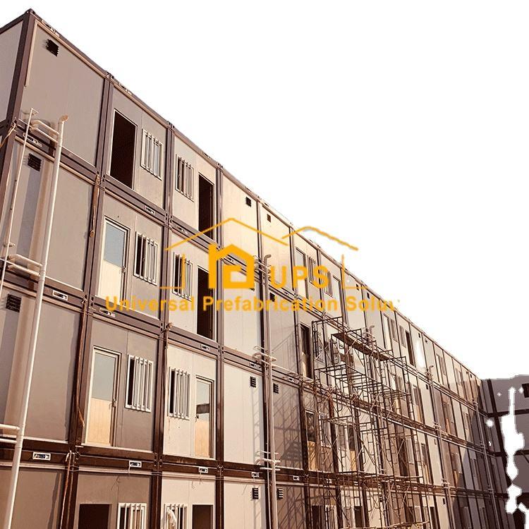 2020 준비 럭셔리 모바일 작은 집 컨테이너 조립식 주택 필리핀 디자인
