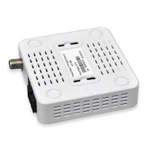1310nm/1490nm/1550nm FTTH CATV Fibra Optica Receiver dengan WDM / Mini Receiver Micronode
