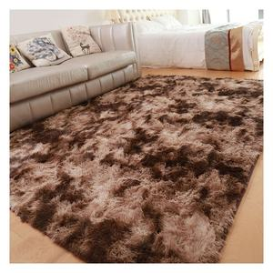 moroccan style bedroom sponge cushion dark brown shaggy rug