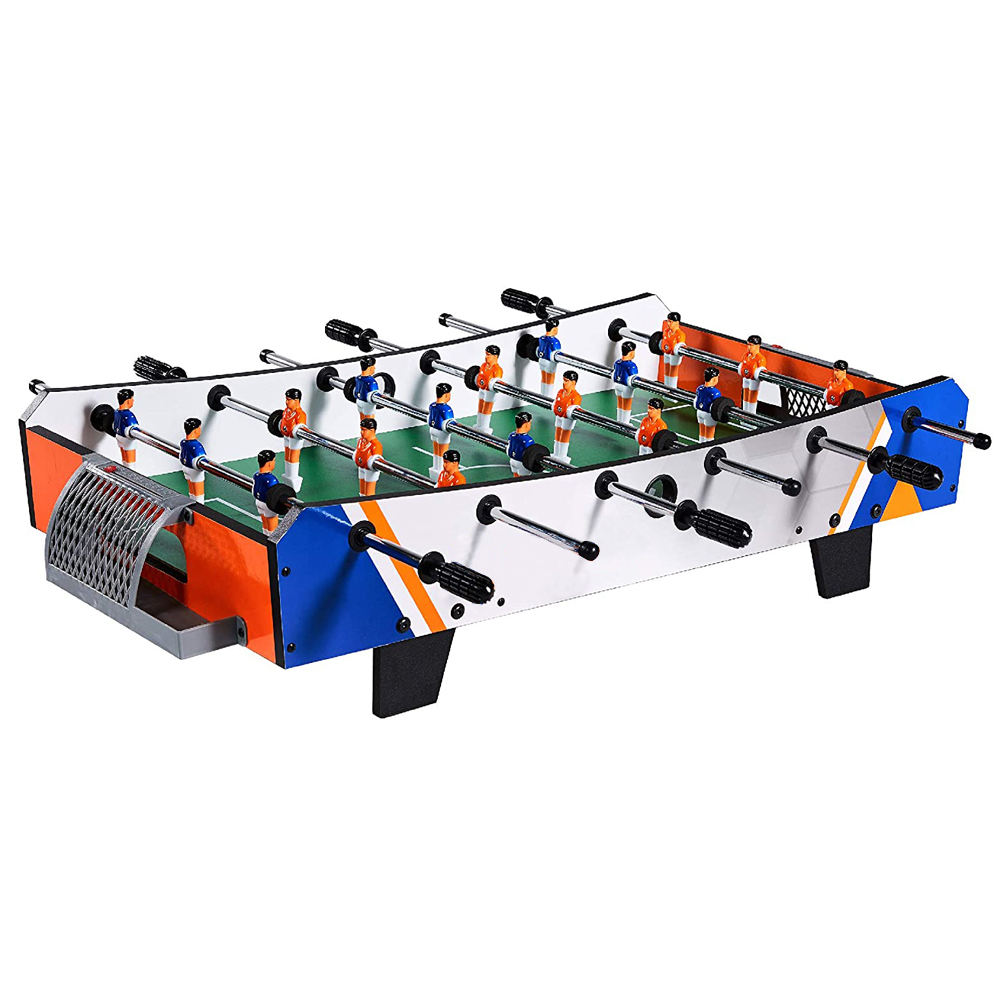 40inch Most Popular Foosball Tables -Tabletop Foosball Table-Portable Mini Table Football/Soccer for All the Age