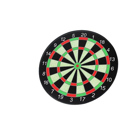 Produce Custom 12/15/17 Inches Plastic Magnetic Safety Dart Board