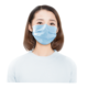 Face mask in stock Non woven 3 ply disposable face mask DUST MASK supplier anti BFE95%