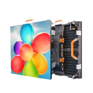 De Publicidad Display Outdoor Panels Screen P3 P3.9 P4 Paneles Para Gigante Flexible Exterior Pantalla Led