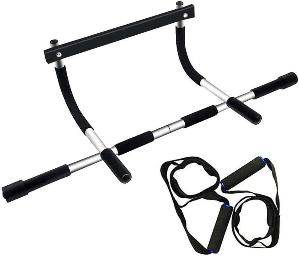home gym fitness home exercise doorway pull up bar