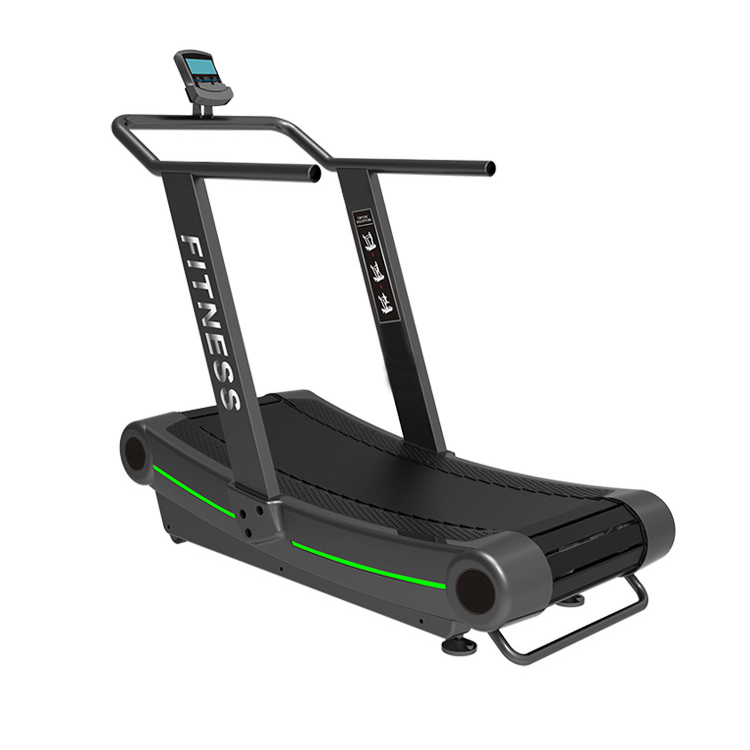 A Motorized Treadmill Woodway Curve Treadmill for Sale