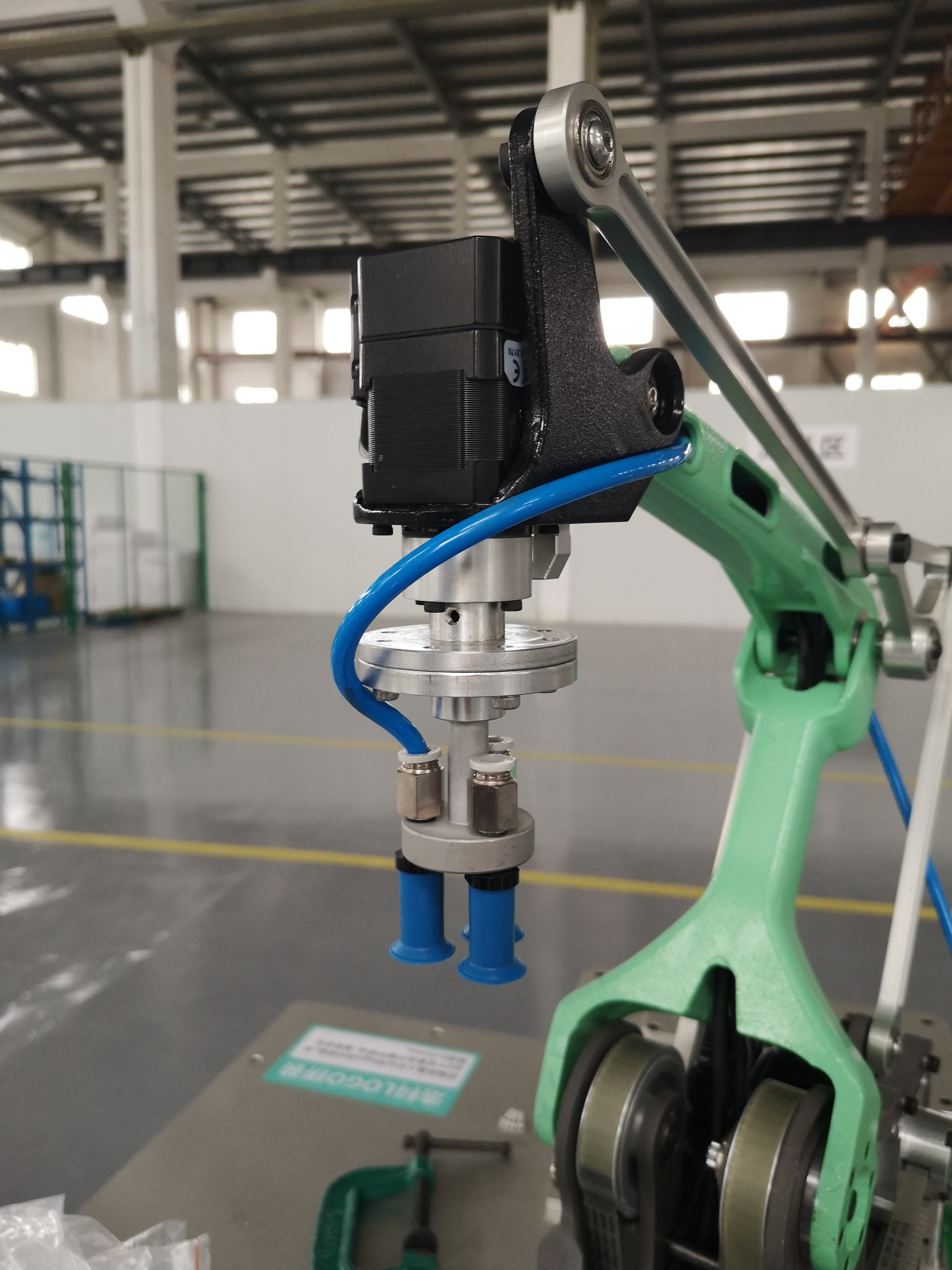 Robot Controller China Made Industrial Robot Braccio Control System Intelligent Robotic Arm Motor