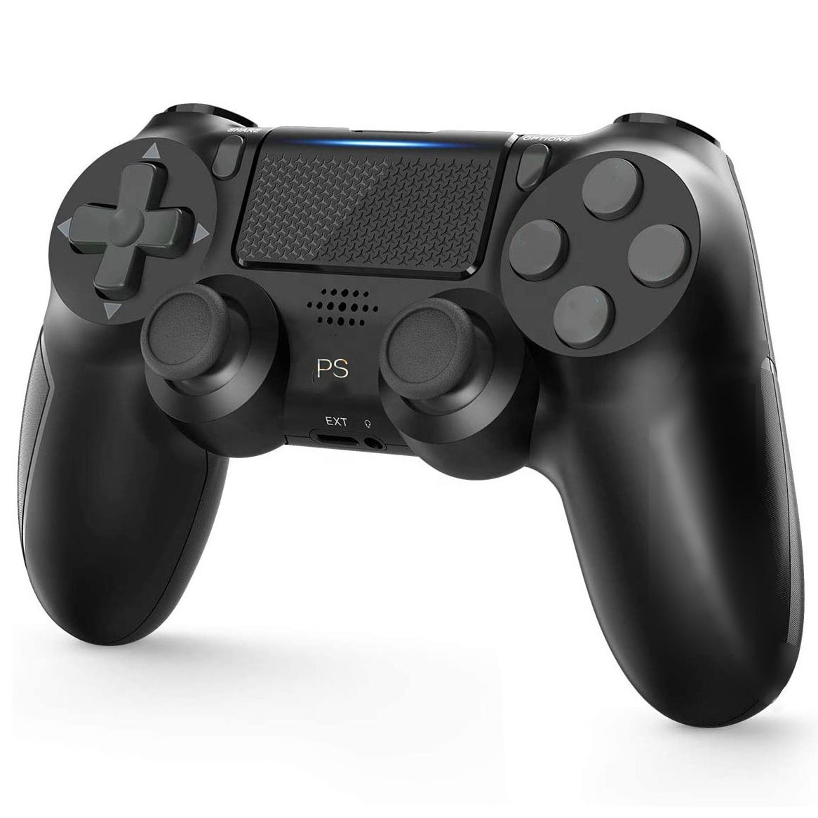 Hot!!! Black Wireless PS4 Controller Joystick for Sony PlayStation 4