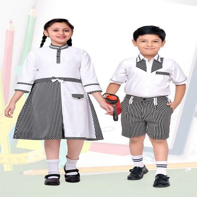 Design your own school uniform and we manufacture them