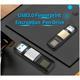 Flash Drive Finger Print Usb Drive High Tech Security Encrypted Finger Print USB Flash Drive 3.0 32GB 64GB