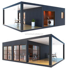 Container homes 20ft prefab shipping tiny house kit house