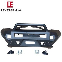 LE-STAR 4X4 Front bumper competitive bar with LED light bumper for Toyota hailux Hilux Revo