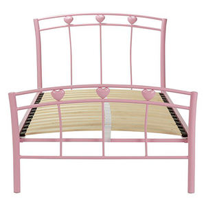 Wrought Iron single bed frame in malaysia