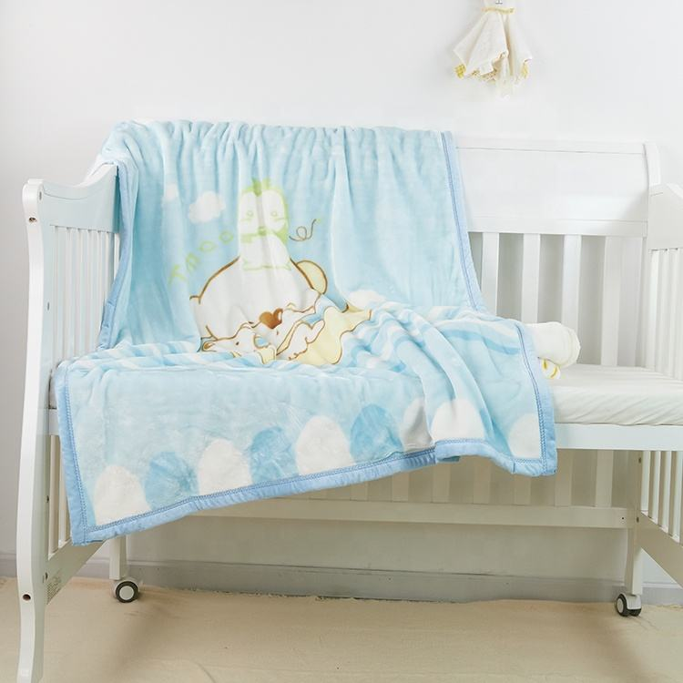 Factory Direct Sales bedding set baby receiving blanket manufacturer support flat head pillow