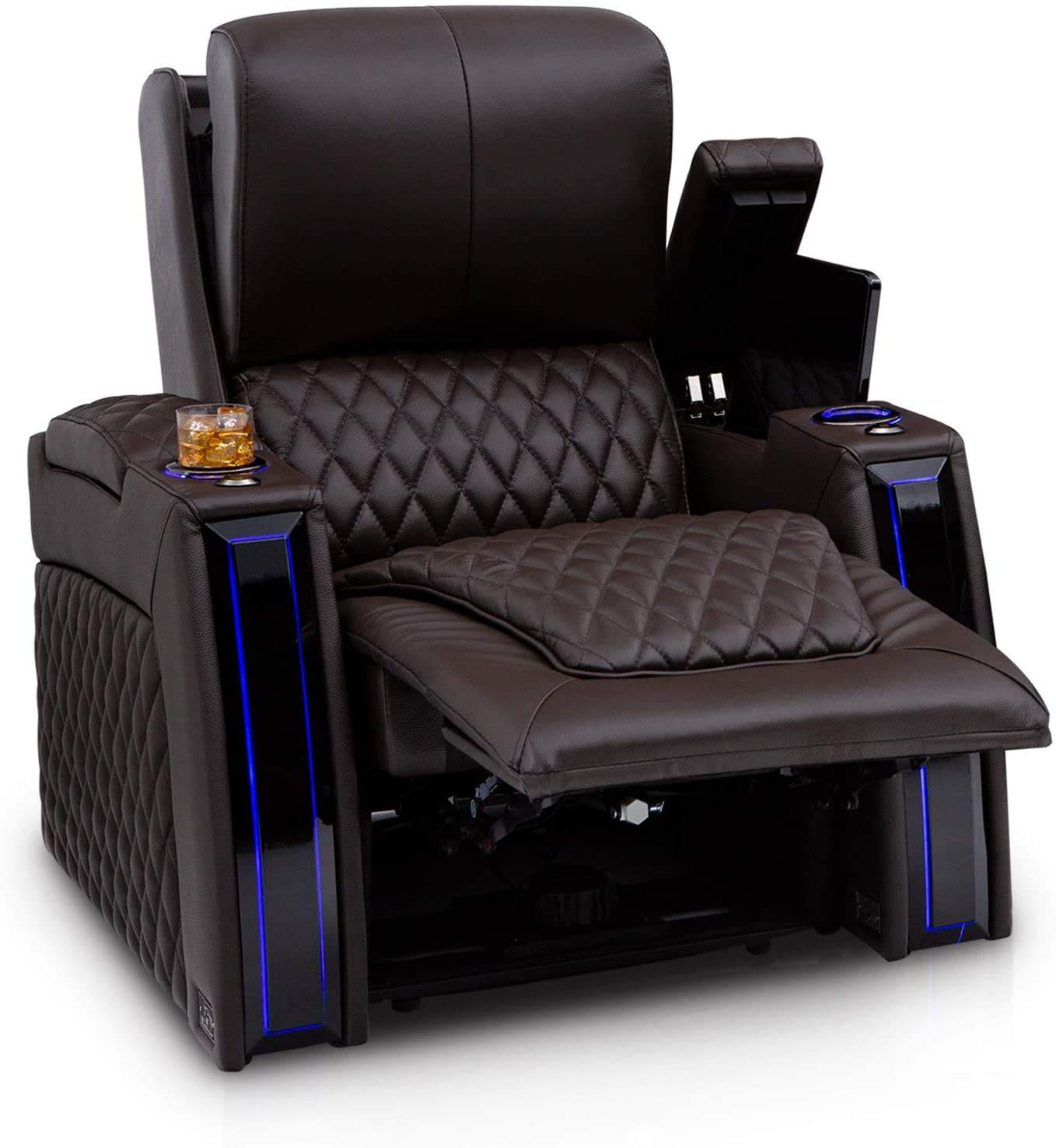 JKY Furniture Modern Design Hot selling Leisure Adjustable Electric Recliner Chair Cinema Theater Sofa