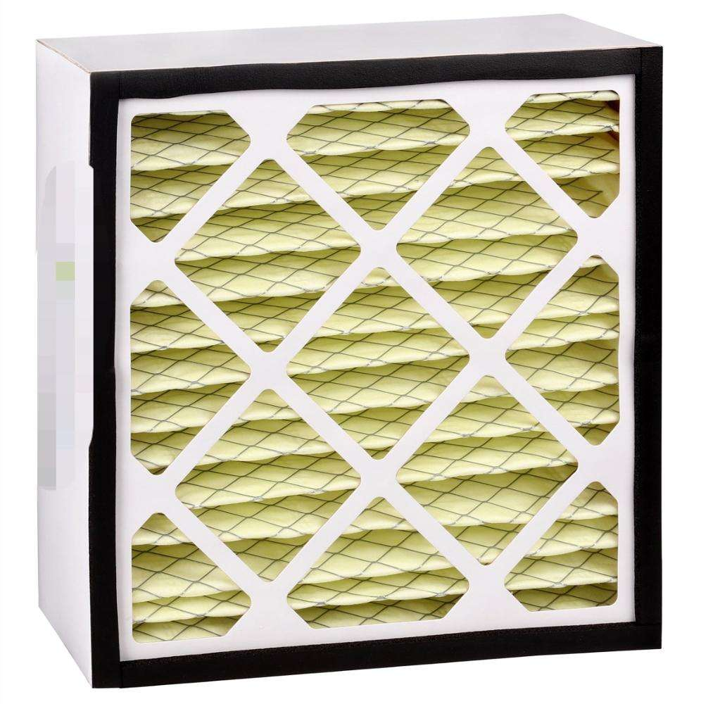 Home ventilation filter systems F7 Box air Filter for New Zealand Marketing