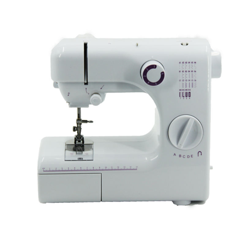 19 stiches ukicra sewing machine UFR-727 with foot pedal