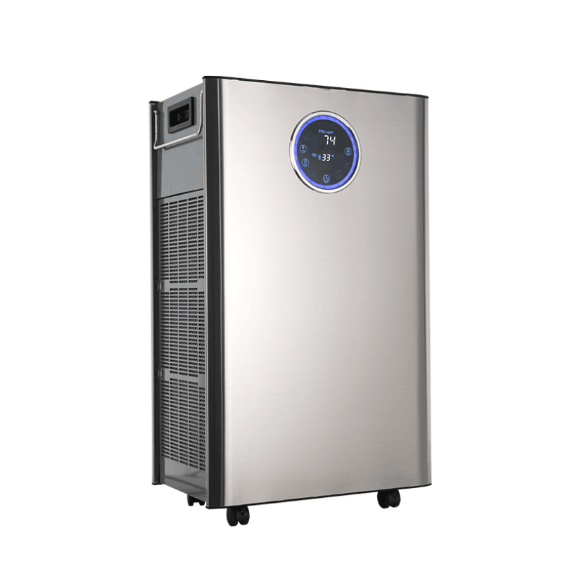 industri air purifier Powerful wifi purify dual filter smoke remove commercial club odor